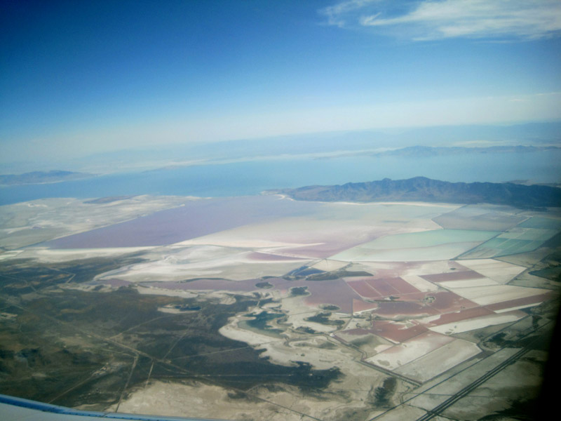 Aerials, Utah