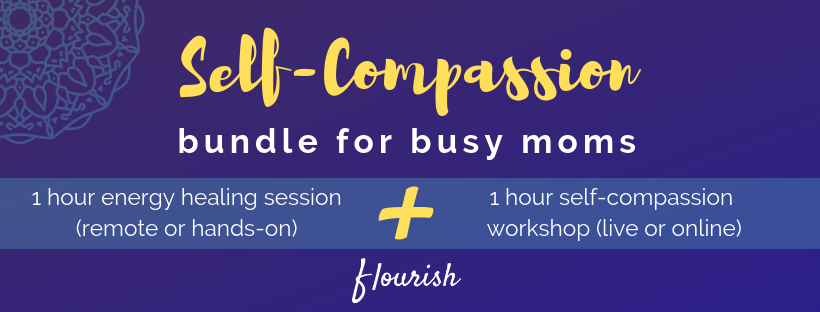 Self-Compassion Bundle For Busy Moms (Happy Mother's Day!)