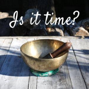 Do You Make Time For Yourself?
